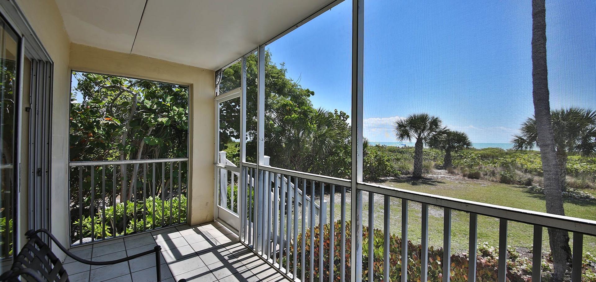 Seaside Inn guestroom view