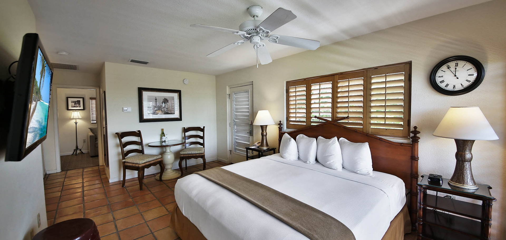 Sanibel Song of the Sea bedroom