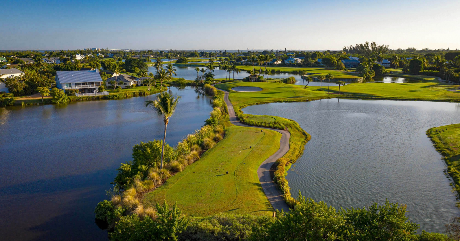 Lakes on the Dunes of Sanibel course